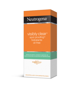 NEUTROGENA VISIBLE CLEAR SPOT PROOFING HIDRATANT