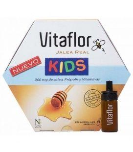Vitaflor Jalea Real Kids Ampolla Bebible 10 Ml 2