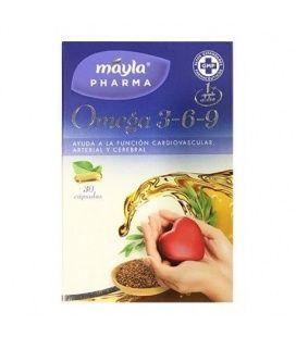 OMEGA-3-6-9 30 CAPS