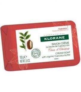 Klorane Jabon Crema Fleur D´hibiscus 100 G