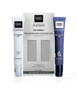 Martiderm Eye Correct Kit 10 Ml + 10 Ml