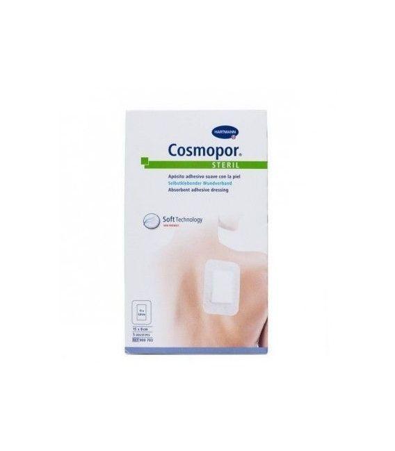 COSMOPOR STERIL APOSITO ESTERIL 20 CM X 10 CM 5
