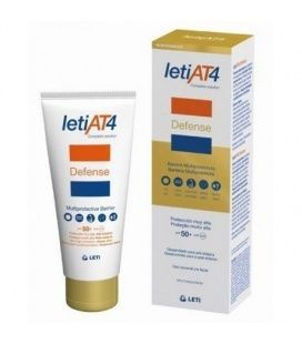 LETI AT-4 DEFENSE FACIAL 50+  50 ML
