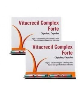 Vitacrecil Complex Forte Duplo 2 X 90 Cps