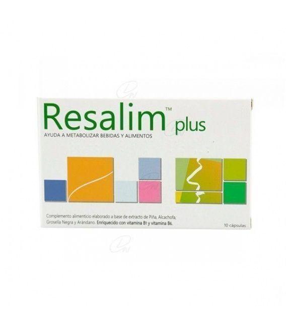 RESALIM PLUS 10 CAPS