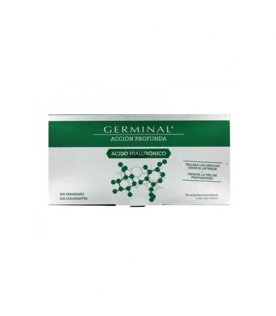 GERMINAL ACCION PROFUNDA ACIDO HIALURONICO 1 ML