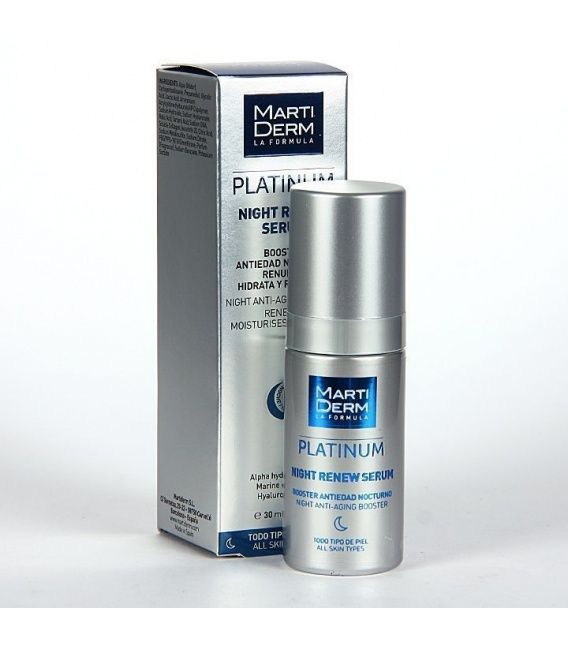 MARTIDERM NIGHT RENEW SERUM 30 ML