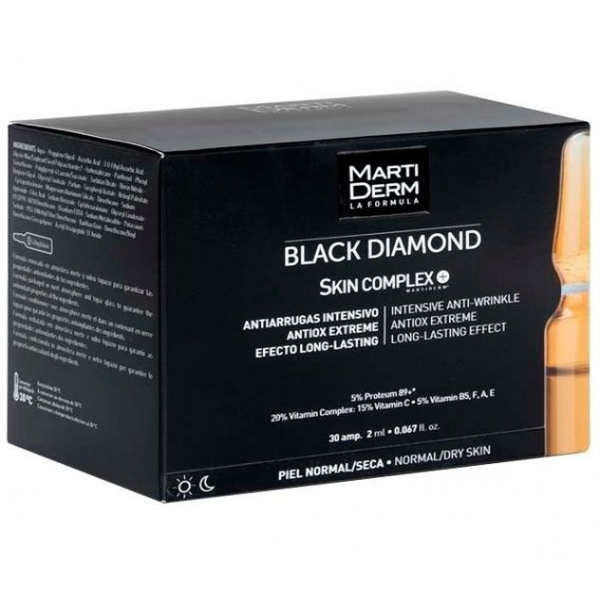 MARTIDERM SKIN COMPLEX+ 2 ML 30 AMP