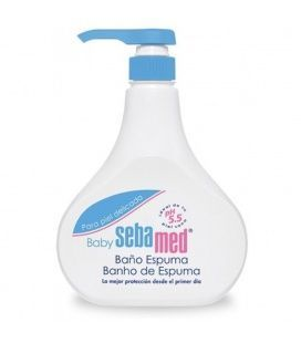 Sebamed Baby Espuma Baño 500 Ml