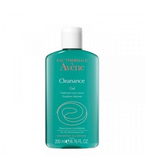 Cleanance Gel Limpiador Avene