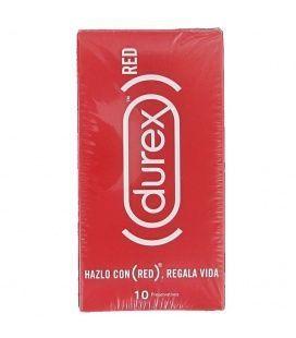 DUREX RED 10 PRESERVATIVOS