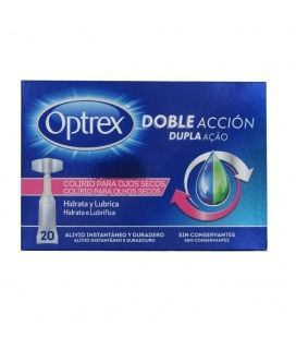 OPTREX DOBLE ACCION OJOS SECOS MONOD.10M