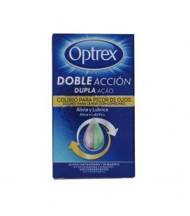 OPTREX DOBLE ACCION PICOR OJOS 10 ML.