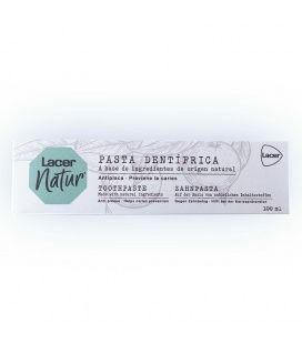 Lacer Pasta Dental Natur 100 Ml.