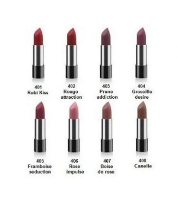 SENSILIS INTENSE MATT LIPSTICK 3.5 ML TONO 406