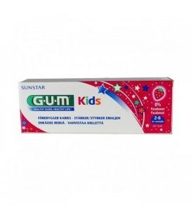 Gum Kids Pasta Dental Fresa 50 Ml