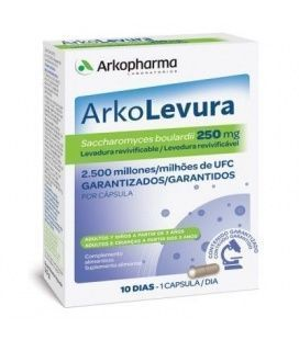 ARKOLEVURA SACCHAROMYCES BOULA 50 CAPS