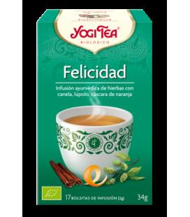 Yogi Tea Felicidad