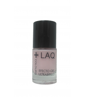 +LAQ COLOURS ESMALTE GEL ULTRABRILLO 10 ML 203