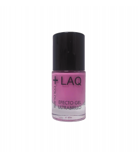 +LAQ COLOURS ESMALTE GEL ULTRABRILLO 10 ML 205