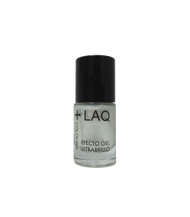 +LAQ COLOURS ESMALTE GEL ULTRABRILLO 10 ML 213