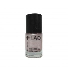 +LAQ COLOURS ESMALTE GEL ULTRABRILLO 10 ML 214