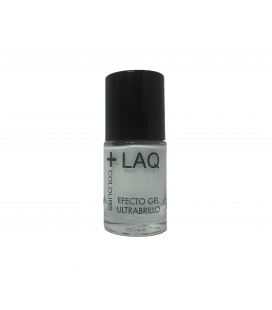 +LAQ COLOURS ESMALTE GEL ULTRABRILLO 10 ML 201