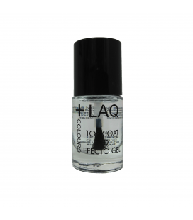 +laq Colours Top Coat 3d Efecto Gel 10 Ml