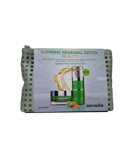 Sensilis Neceser Supreme Renewal Detox