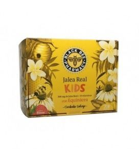 BLACK BEE JALEA REAL KIDS FRESA 20 AMPOLLAS