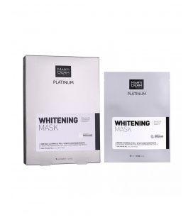 Martiderm Mascarilla Platinum Whitening 5 Und