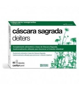 CASCARA SAGRADA DEITERS 200 MG 60 CAPS
