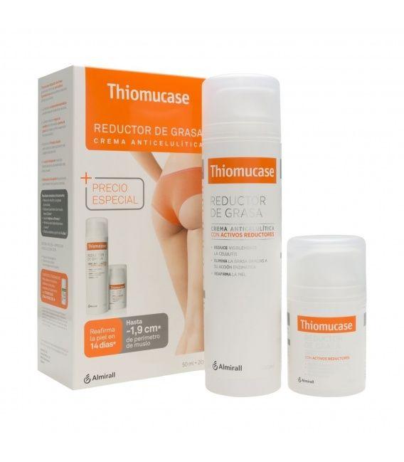 Thiomucase Crema Kit 50 Ml + 200 Ml