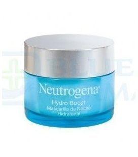 Neutrogena Hydro Boost Mascarilla De Noche Hidratante