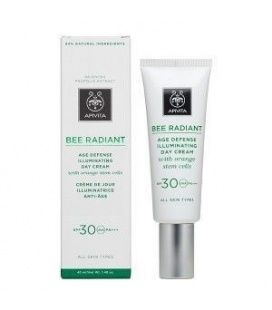 Apivita Bee Radiant Spf 30 40ml/16