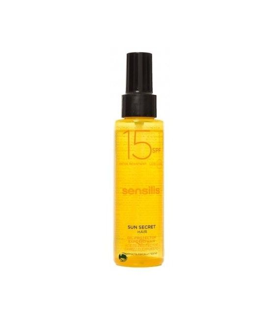 SENSILIS SUN SECRET ACEITE CABELLO SPF15 100ML