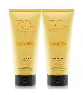 SUN SECRET DUPLO GEL CREMA SPF30