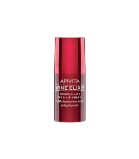 Apivita New Wine Elixir Eye Cre 15ml/18