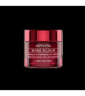 Apivita Wine Elixir Crema Textura Ligera 50ml