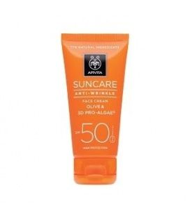 Apivita Sun Anti-wrink Spf50 50ml/0201