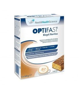 Optifast Barritas 70g  6 Barritas Capuchino