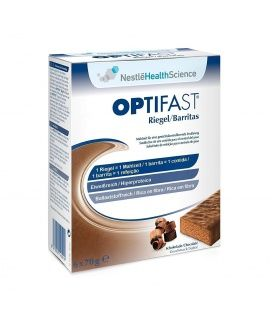 OPTIFAST BARRITAS 70 G 6 BARRITAS CHOCOLATE