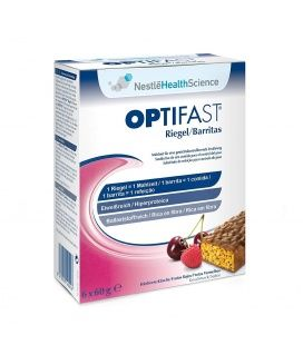 Optifast Barritas 70 G 6 Barritas Frutas Del Bosque