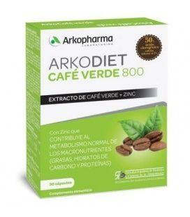 Cafe Verde 800 Arkocaps 30 Capsulas