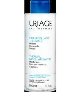 Uriage Agua Micelar Termal Piel Normal / Seca 500 ml