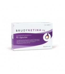 Brudy Retina 1,5 G 30 Capsulas