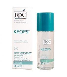 KEOPS DESODORANTE PIEL SENSIBLE ROLL-ON 30 ML