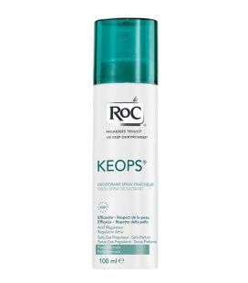 KEOPS DESODORANTE SPRAY FRESCO 100 ML