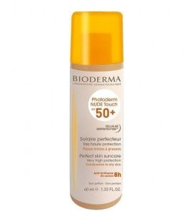 Bioderma Photoderm Nude Spf50+ Color Natural 40ml