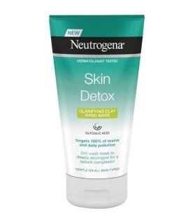 Neutrogena Skin Detox Facial Mascarilla Arcilla Purificante